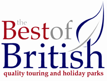 Long Acres Touring Park is a member of The Best of British Group - 5-Star quality assured