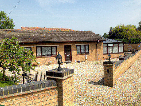 Long Acres holiday cottage, Old Leake, Boston