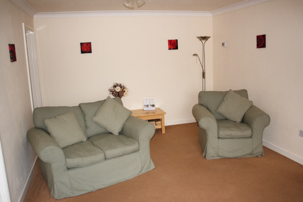 Long Acres holiday cottage lounge seating