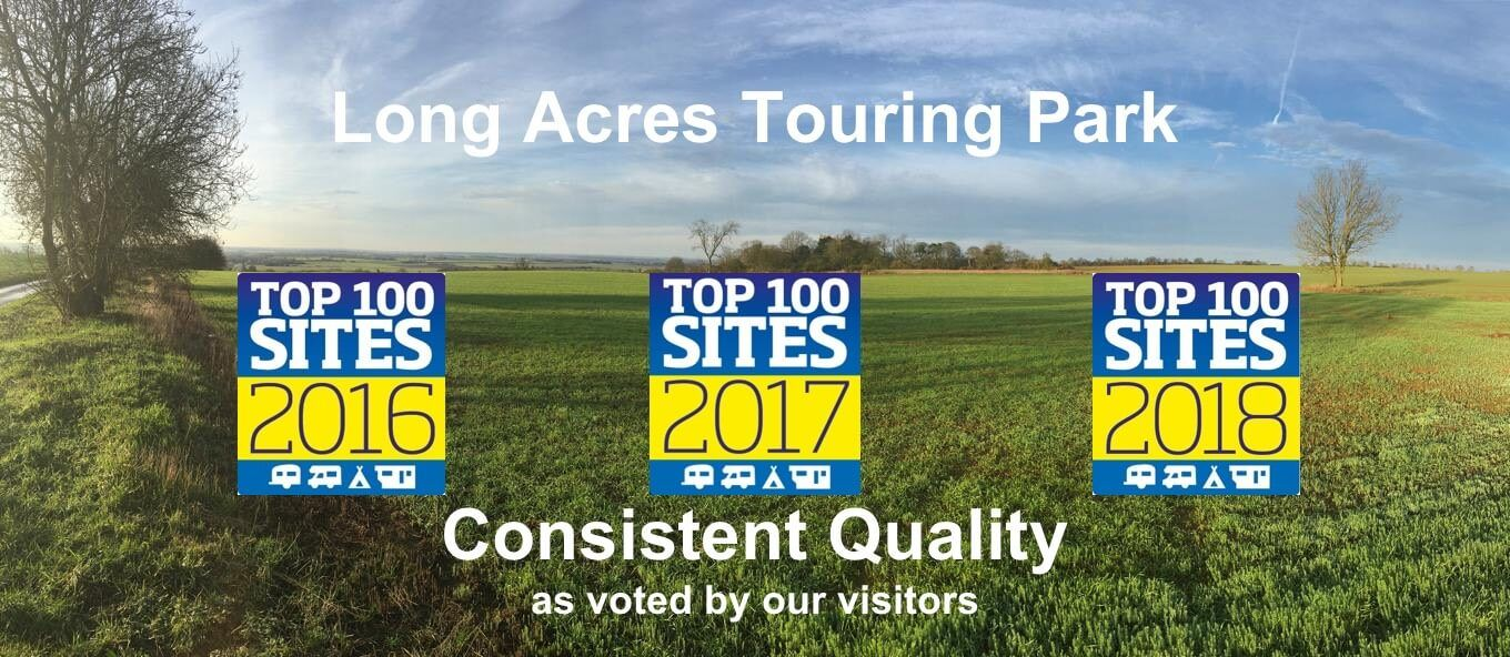 Voted Top 100 Sites 2018 - consistent quality