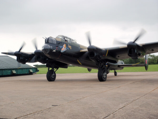 Lincolnshire Aviation Heritage Centre and