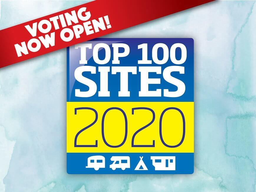 Voting now open for 2020 Top 100 sites