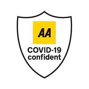 We are Covid-19 Confident. AA