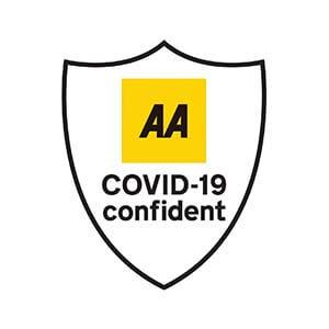 We are Covid-19 Confident. AA