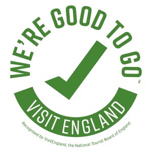 We're Good To Go. Visit England